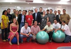 Equipe Google Brasil