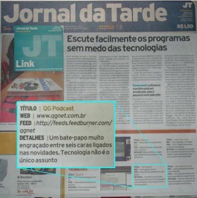 Jornal da Tarde, caderno Link