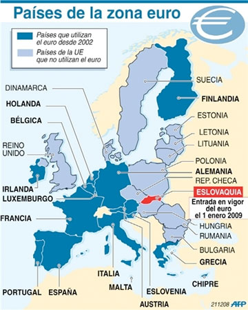 Dasyclase EUROPA PASES Y CAPITALES