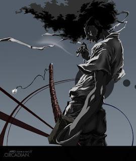 "Meollo Mental: Personajes: ""Afro Samurai""...!!!!!"