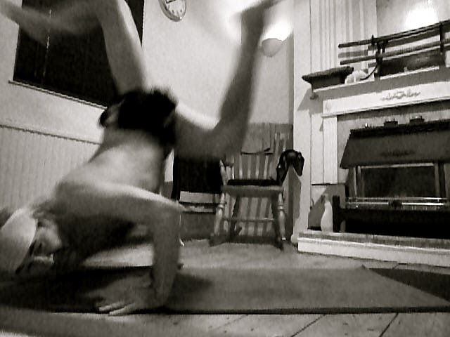 Krishnamacharya's Original Ashtanga Yoga....... at Home ...