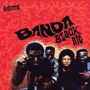 Banda Black Rio - Rebirth (2003)