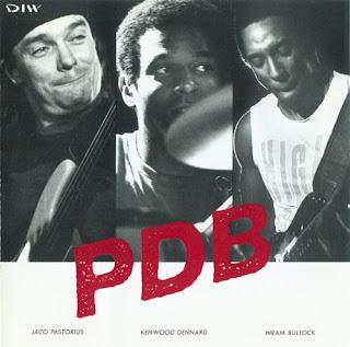 Baixoaki Jaco Pastorius Dennard Amp Bullock Pdb 1986