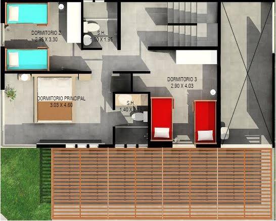 Decorations Millenium Interior Design Planos De Casas De 2