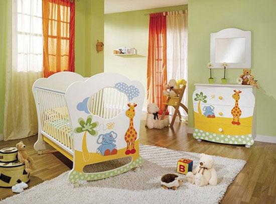 Interior sweet design decoracion de interiores - Cuarto de ninos decoracion ...