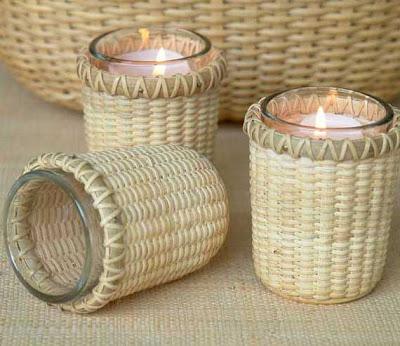 CarolyneRoehmWickerVotiveholder1 - *Baskets*