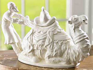 Dose Of Design Style Story Camel Teapots