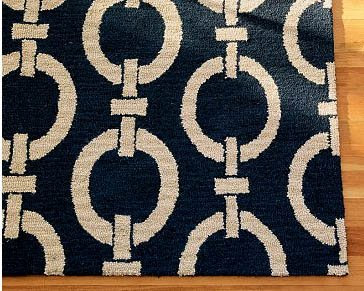 Dose Of Design Love It Chain Link Rug