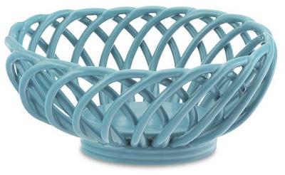WilliamsSonomaCeramicBasket4 - *Baskets*