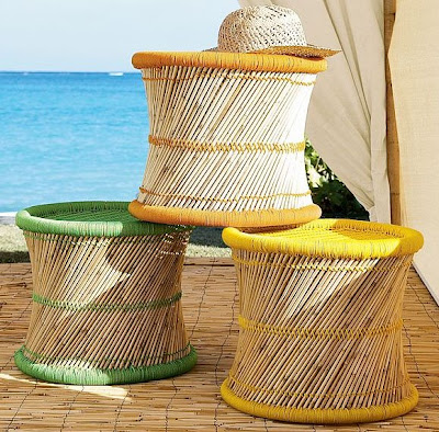 Taj Stool $79 Each   Pottery Barn