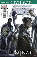 New Avengers Illuminati Special