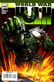 World War Hulk #1 - David Finch