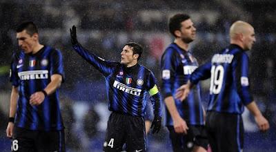 Kekalahan dari Lazio menciptakan para pemain dan juga fans Inter Milan dilanda krisis keperca Terkini Zanetti: Inter Pasti Bangkit
