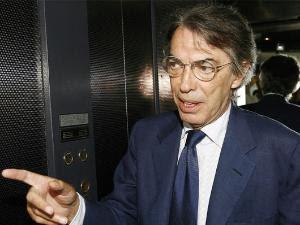 Permintaan instruktur Rafael Benitez kepada Presiden Inter Milan Massimo Moratti menjadi bola Terkini Konflik Moratti vs Benitez Makin Meruncing