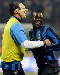 Bek Inter Milan Marco Materazzi kesannya angkat bicara kepada media ihwal perselisihan d Terkini Materazzi Akui Pernah Tampar Balotelli