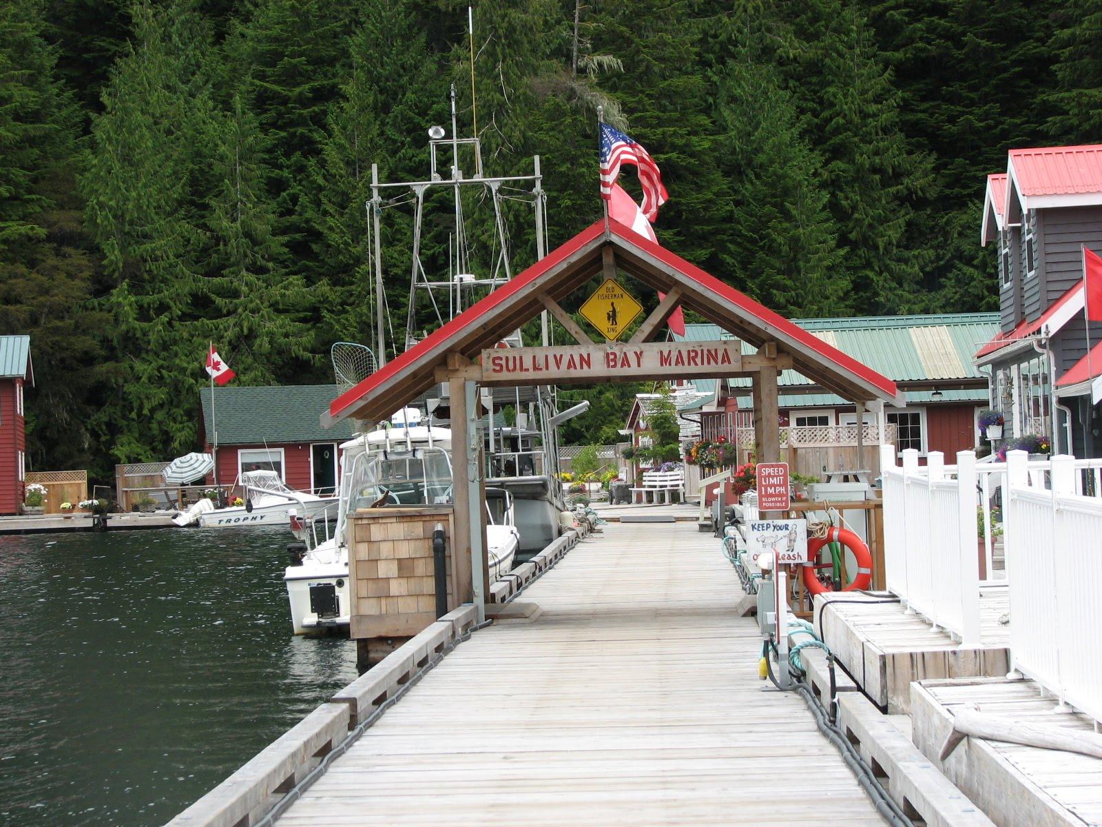 What's Happening: Sullivan Bay, BC