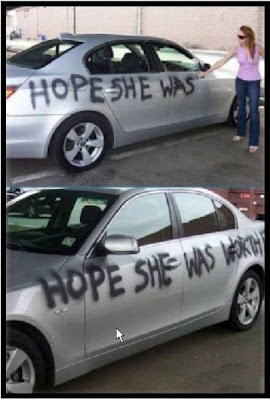 Revenge for cheating boyfriend