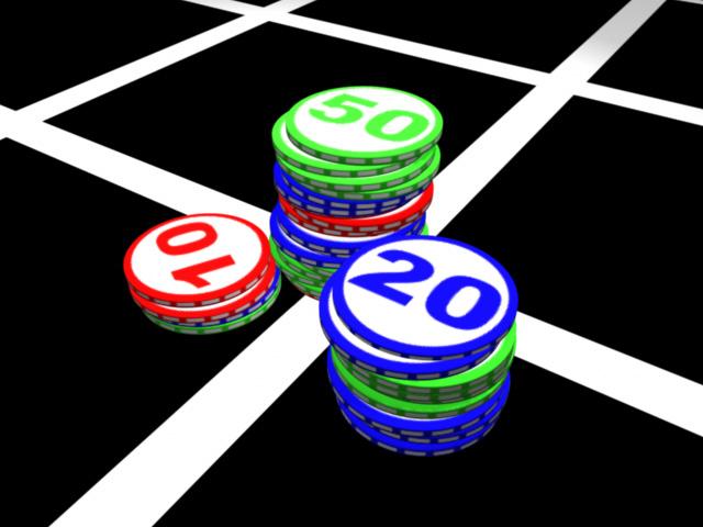 Webb's Blog: Maya Poker Chips