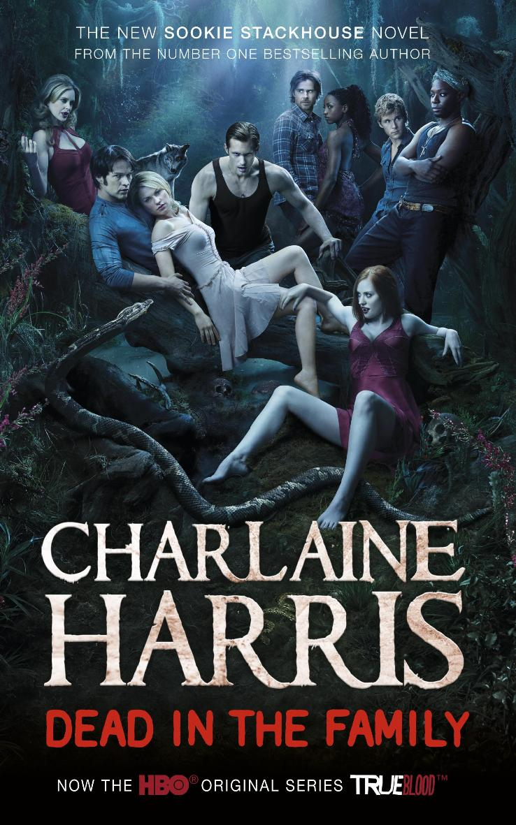 ALPHA reader: ♥ GIVEAWAY ♥ Sookie Stackhouse 'Dead in the