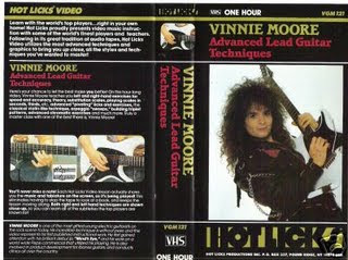 Vinnie Moore - Advanced Lead Guitar Techniques | All About
