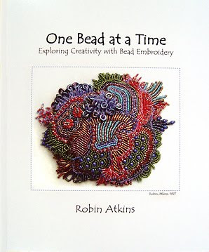 One Bead at a Time, cover of book by Robin Atkins
