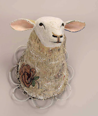 Morning Ewe by Sherry Markovitz