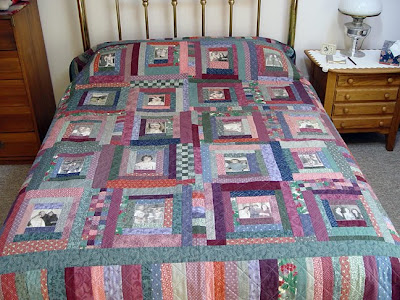 quilt made by Robin Atkins