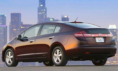 Novo Honda Clarity 2008