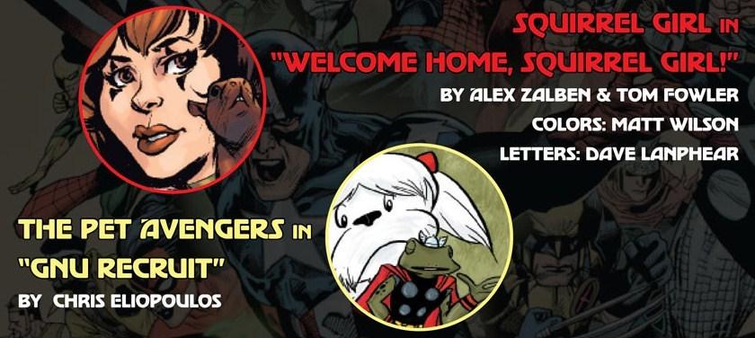 Jon's Blog: Pet Avengers Watch