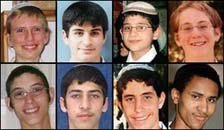 The Eight Martyrs of Merkaz HY-D