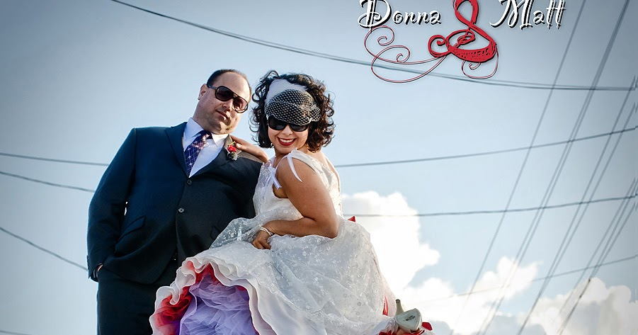 A SAN FRANCISCO TREAT: DONNA AND MATT TIE THE KNOT