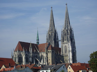 Regensburg, a UNESCO World Heritage Site