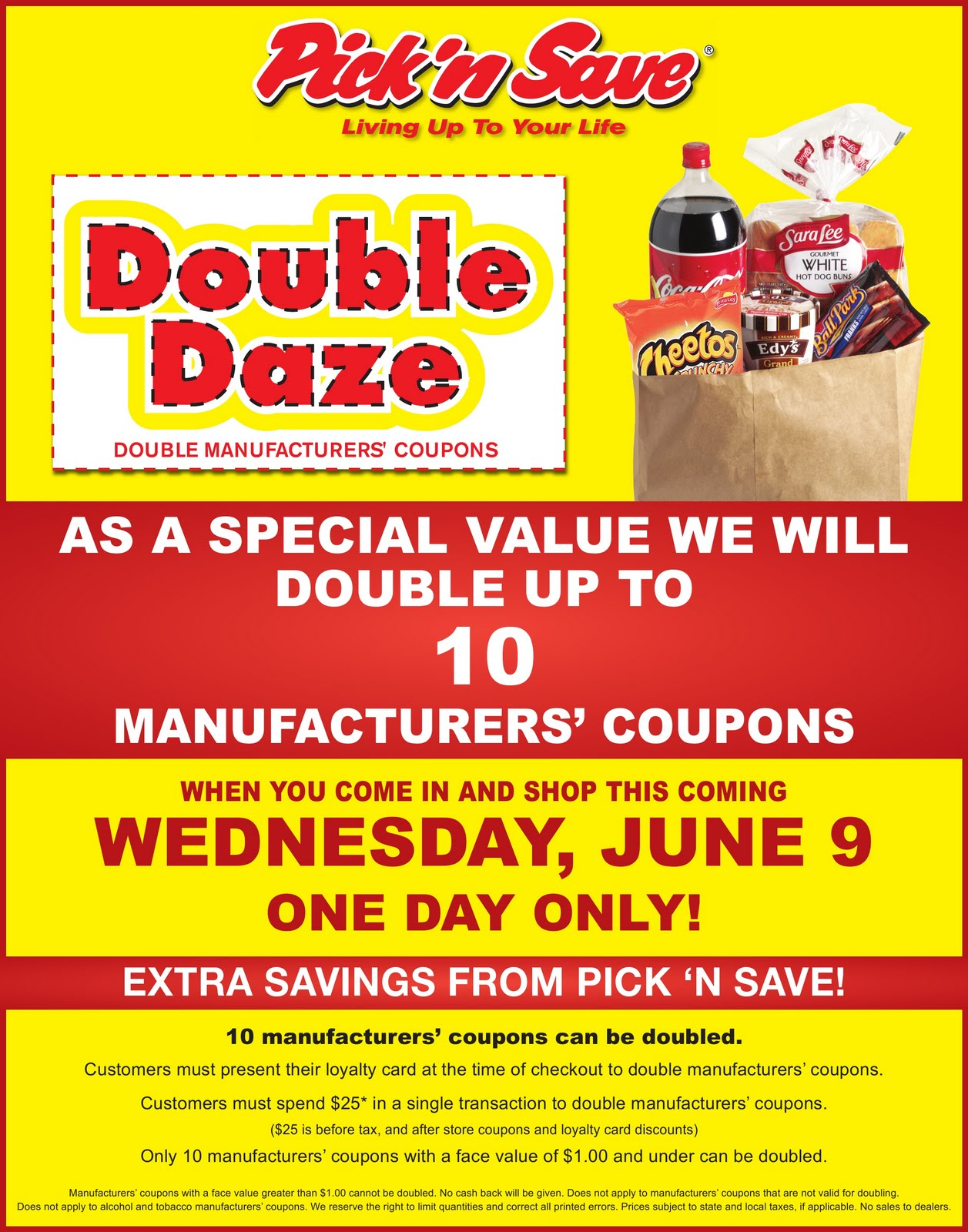 copps coupons policy
