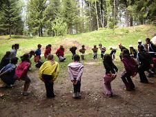 Danza scuola in montagna