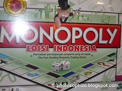 Game Monopoly Bahasa Indonesia
