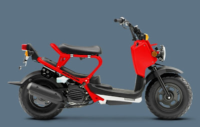 HONDA ZUMA SCOOTER SPORT  Modif Motor