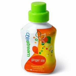 SodaStream Ginger Ale Mixer