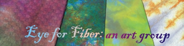 Eye for Fiber: an art group