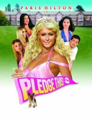 Pledge This!, Paris Hilton, National Lampoon's