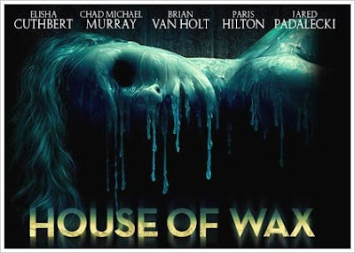 house of wax, museo de cera, Jaume Collet-Serra, Paris Hilton
