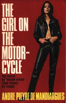 La chica de la motocicleta, Alain Delon