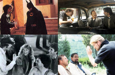 Michael Keaton, Batman, Tim Burton, Ron Howard