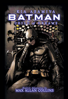 batman, michael keaton, kia asamiya, child of dreams