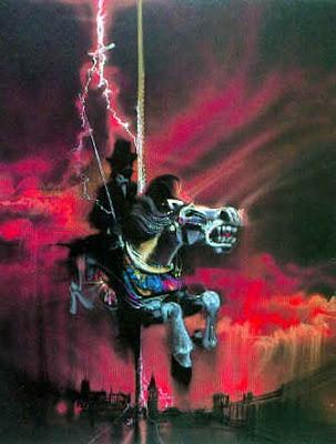 El carnaval de las tinieblas, Algo maligno viene hacia aquí, Something Wicked This Way Comes, Ray Bradbury, Disney