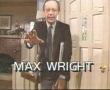 Max Wright, drugs, crack, alf