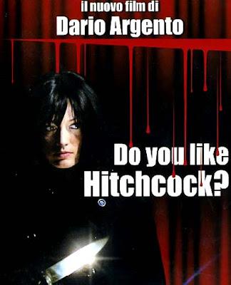 ¿Te gusta Hitchcock?, dario argento, giallo