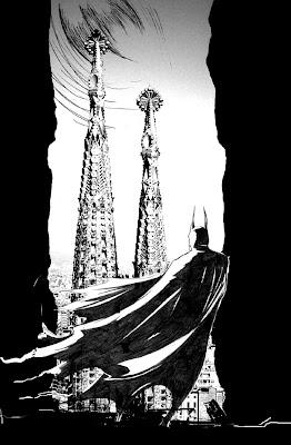 batman, barcelona, bcn