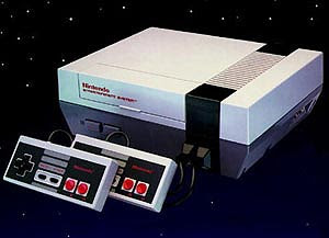 nintendo, nes, ice hockey