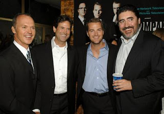 The company, michael keaton, chris o'donnell, alfred molina