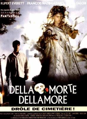 Dellamorte Dellamore, mi novia es un zombie, michele soavi, Ruppert Everett, Anna Falchi